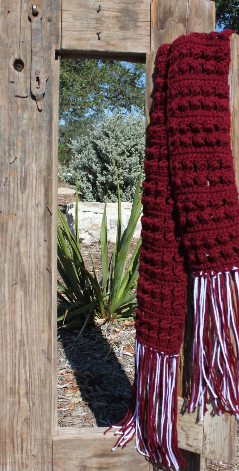 aggie scarf
